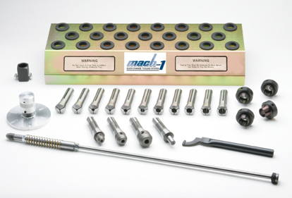 Picture of Mach-1 Quick Change Tooling System - Step Pulley